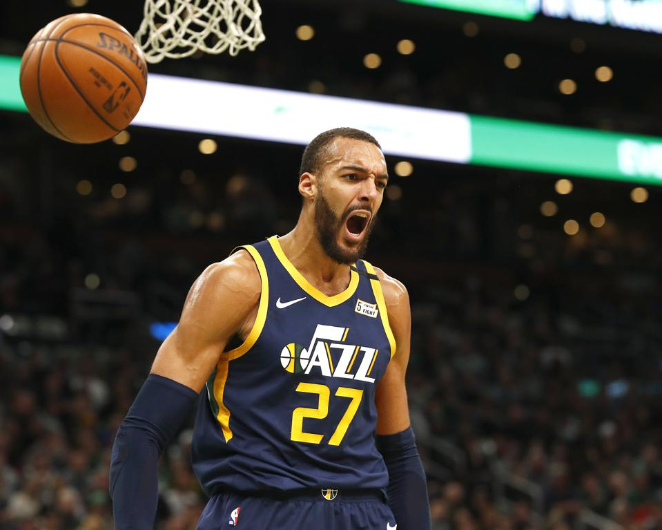 Image result for rudy gobert