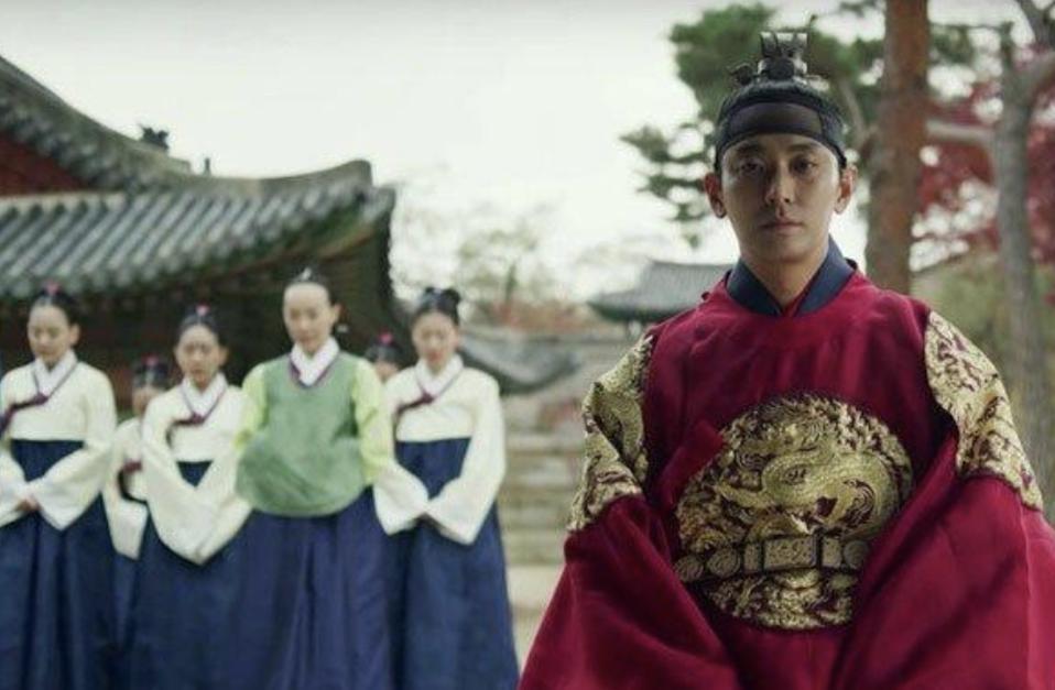 Hu Ji Hoon stars in 'Kingdom.'