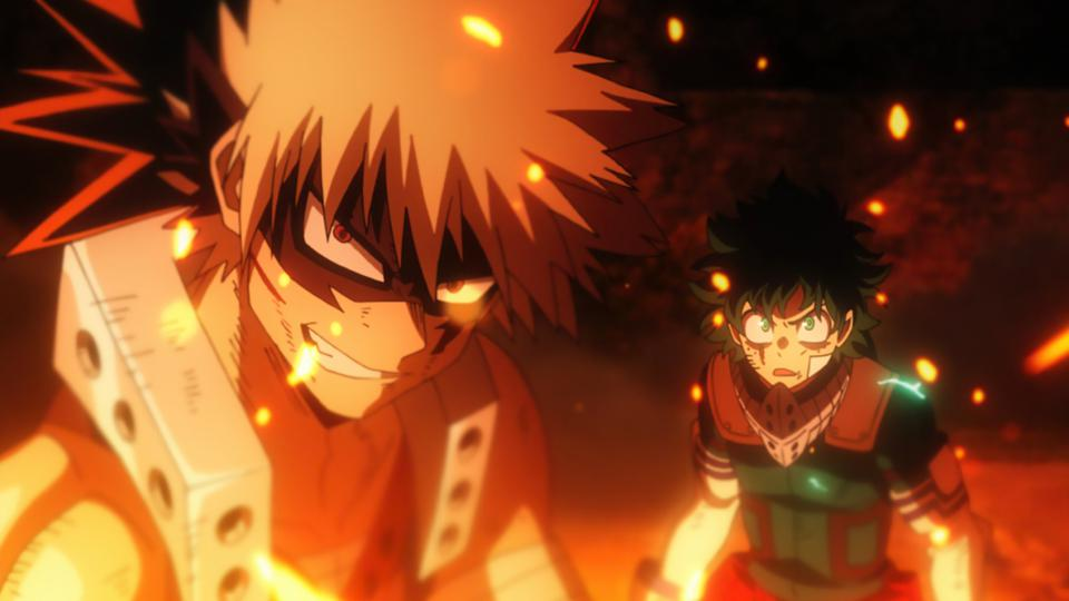 Box Office: 'My Hero Academia: Heroes Rising' Was A Big Win For Anime