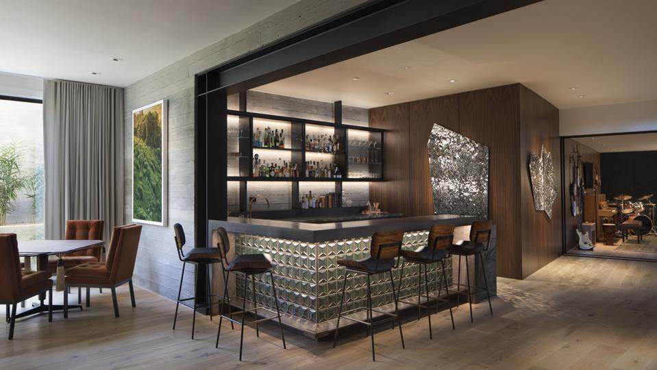 How To Design A Striking Yet Functional Home Bar