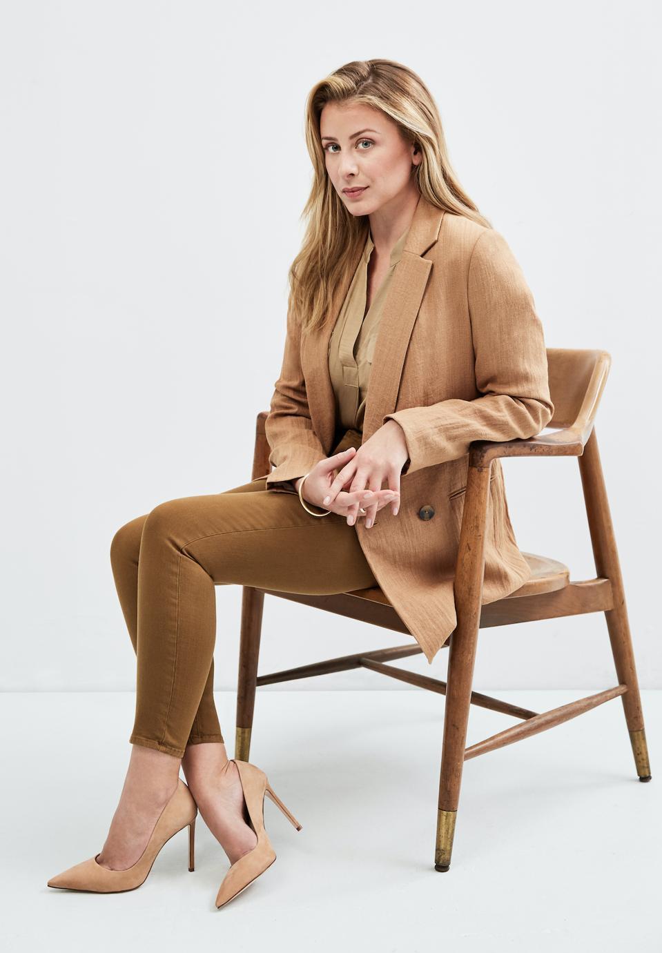 Founder Lauren Bosworth