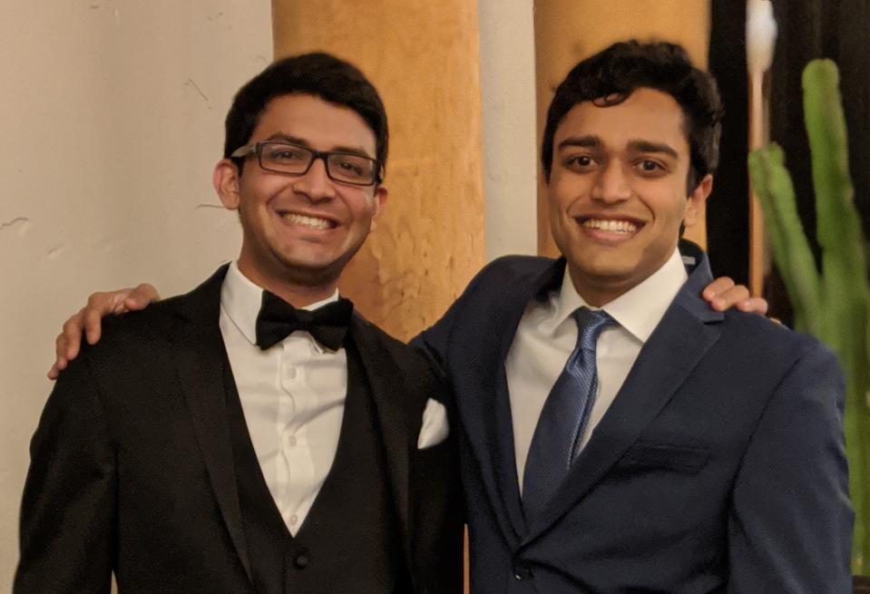Memora Health cofounders Manav Sevak and Kunaal Naik