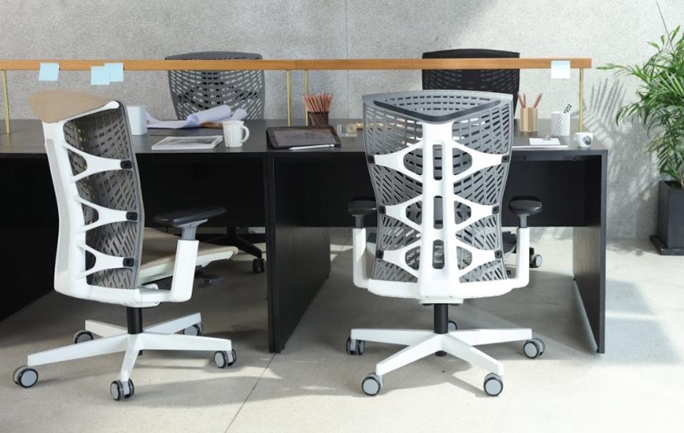 The Kinn Chair From Autonomous Offers Next Level Ergonomics