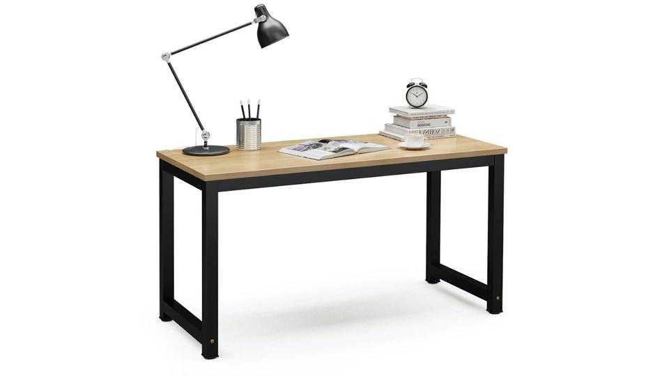 Tribesigns Computer Desk on a white background.
