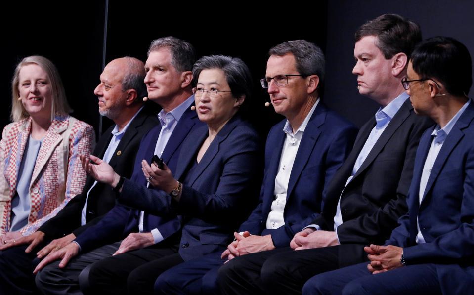 AMD Executive Team