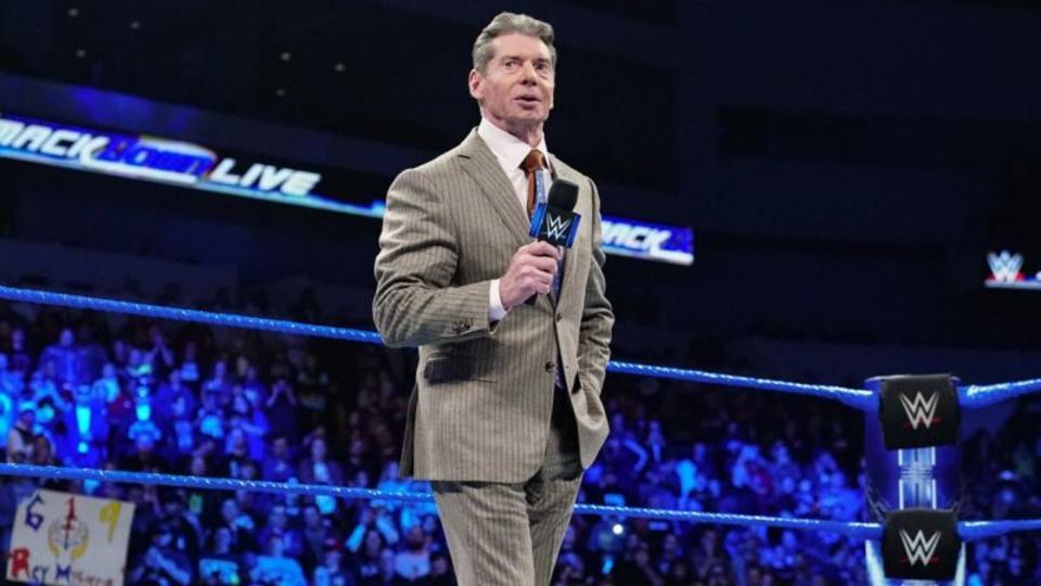 Vince McMahon Coronavirus COVID-19 WWE Friday Night SmackDown
