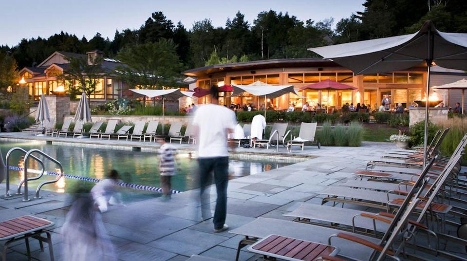 Topnotch Resort Stowe