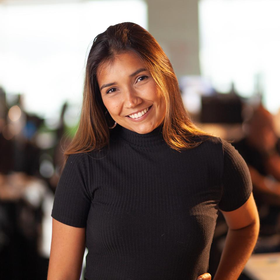 Image of Bruna Amaya, Head of Marketing at Hotel Urbano