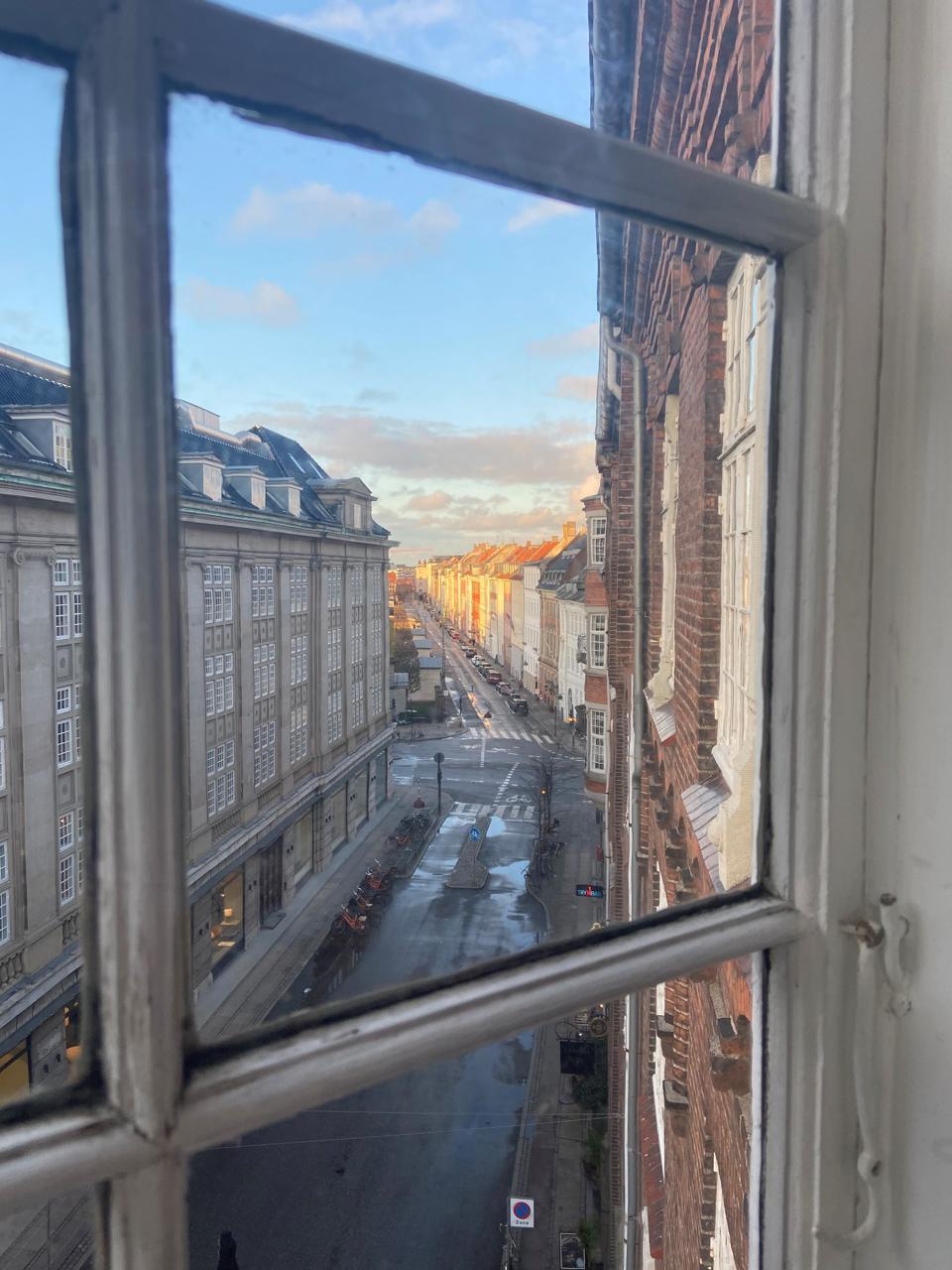 Copenhagen coronavirus lockdown