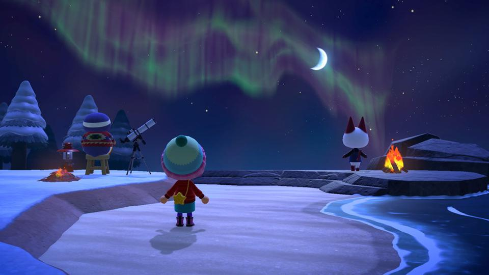 ″Animal Crossing: New Horizons″