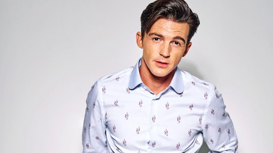 Nickelodeon's 'Drake & Josh' star Drake Bell released his new album, 'The Lost Album,″ in February 2020.