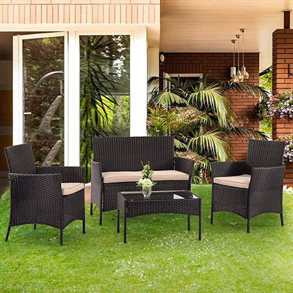 The Best Outdoor Furniture For Spring Entertaining On Amazon Right Now