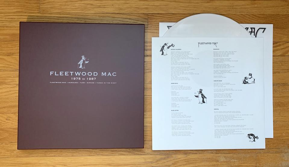 Fleetwood Mac 1975-1987 box set