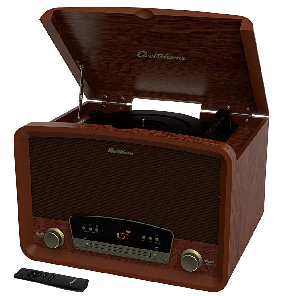 Electrohome all-in-one record player