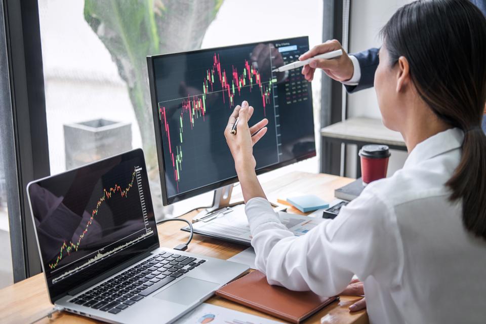 Rising Market Volatility Offering Buying Opportunities.  NVIDA (NVDA), Intel (INTC) and Netflix (NFLX) Top Trending Stocks.