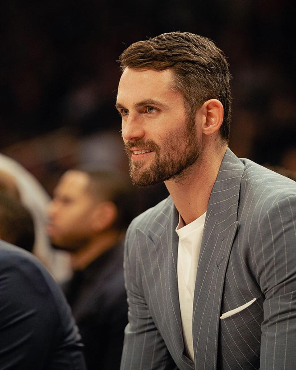 Clay Pomade and the Deodorant are a favorite of Kevin Love ( NBA Cleveland Cavaliers)