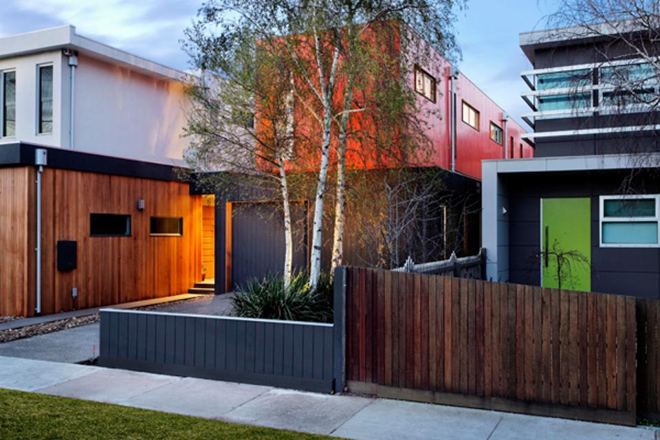 The Elsternwick House in Melbourne, Australia was a feat to build.