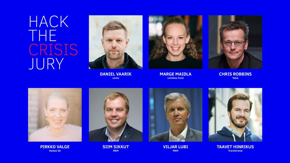 Hack the Crisis Jury