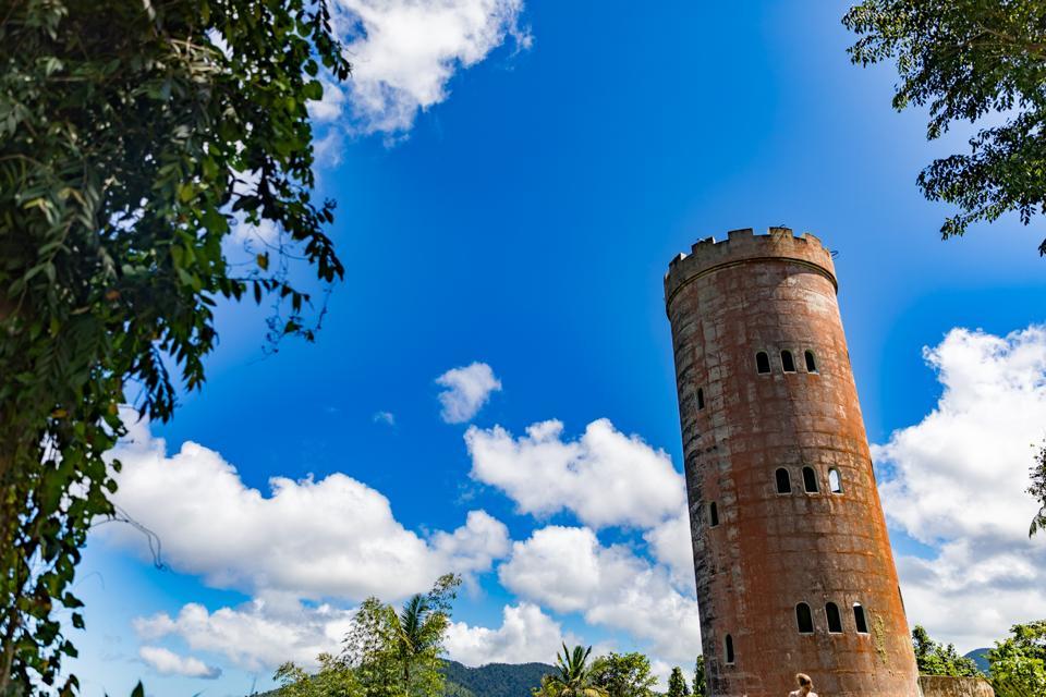 PUERTO RICO - Yokahú Observation Tower
