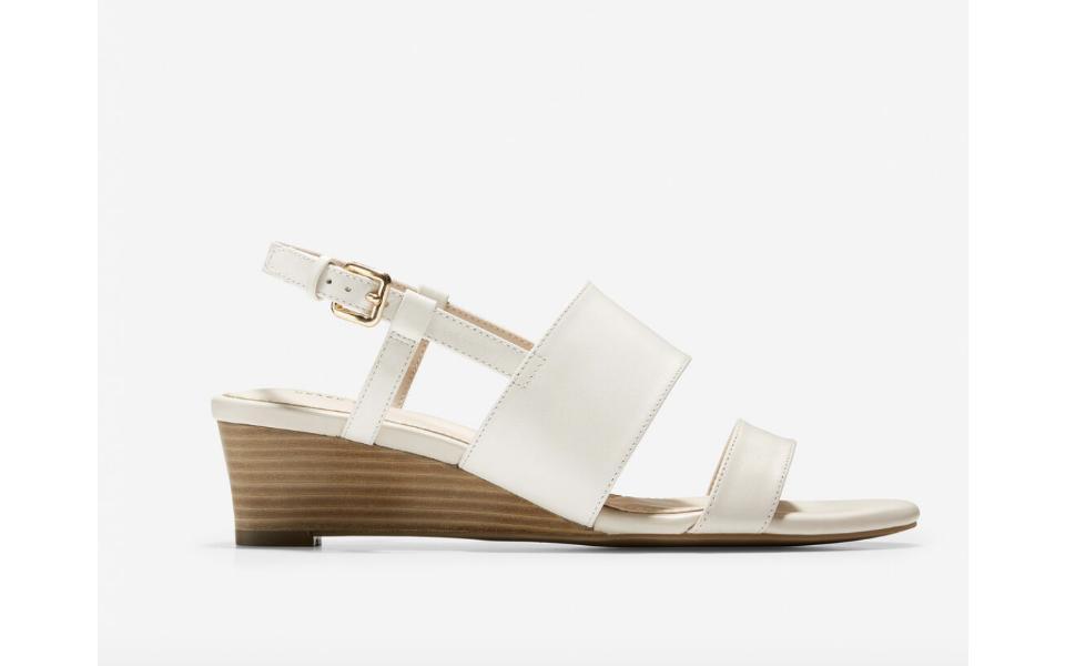 Annabel Grand Wedge Sandal