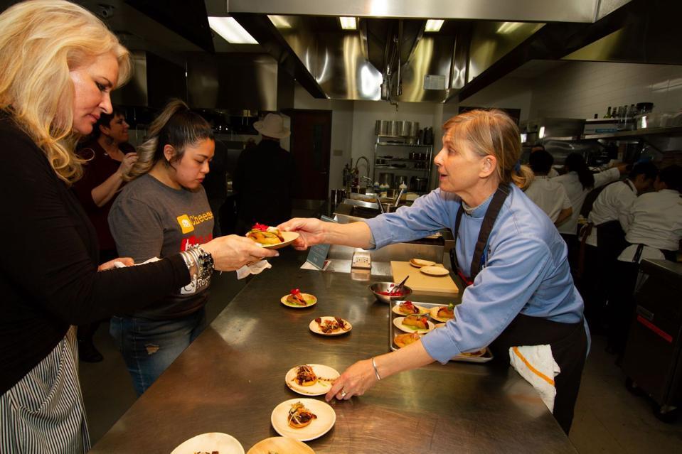 Women's Hospitality Initiative Chef Mary Sue Milliken