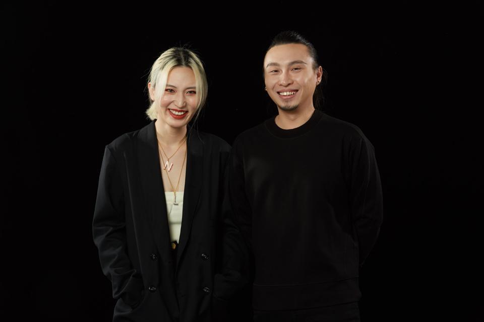 Nicole Li and Donald Kng, cofounders of Verteska.