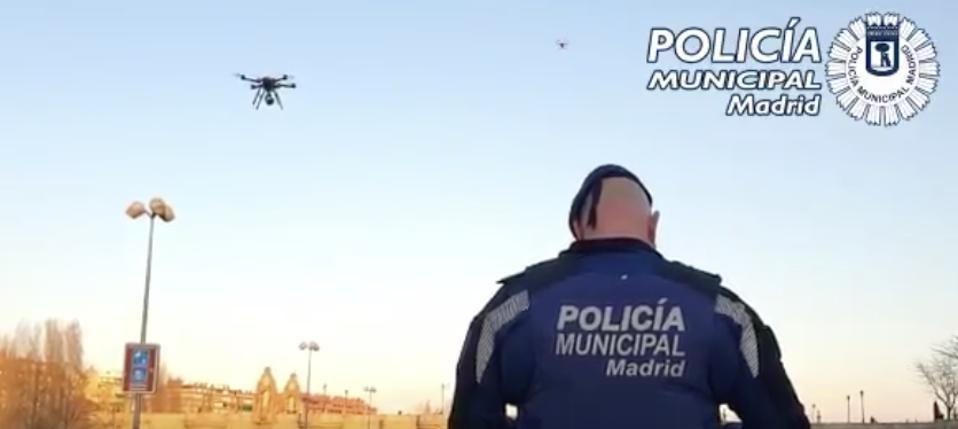 COVID-19 Drones