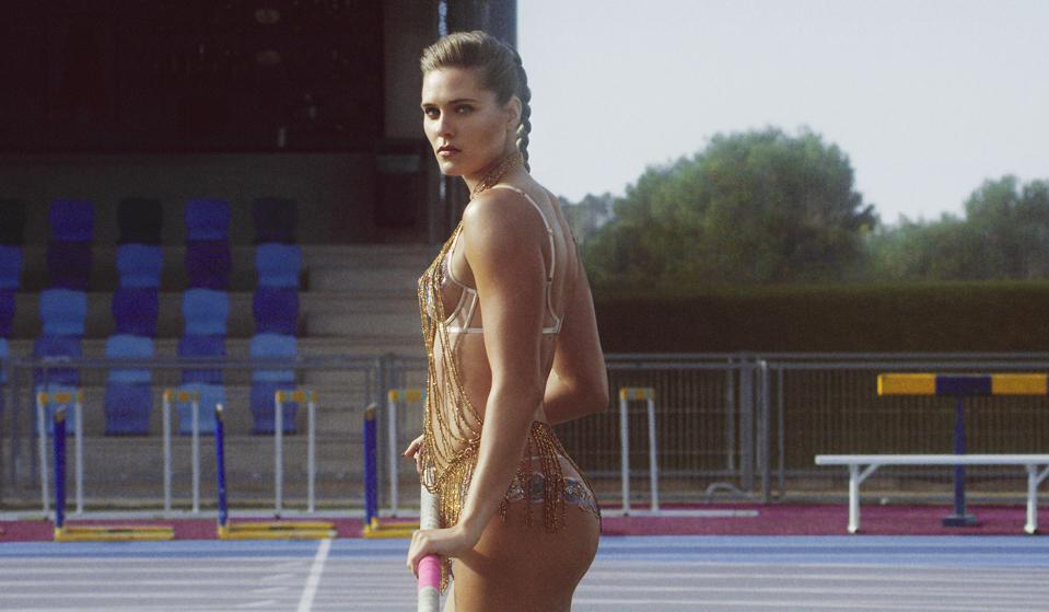 Agent Provocateur Swapped Models For Olympic Athletes In Its New ...