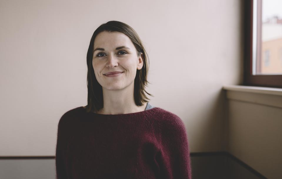 Julie Lunde Lillesaeter, 29, Documentary Filmmaker.