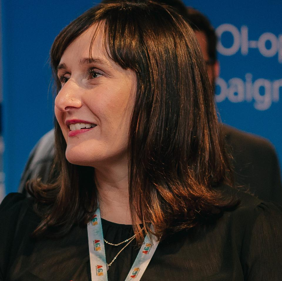 Image of Jennifer Burrington, SVP of Global Sales at Interceptd