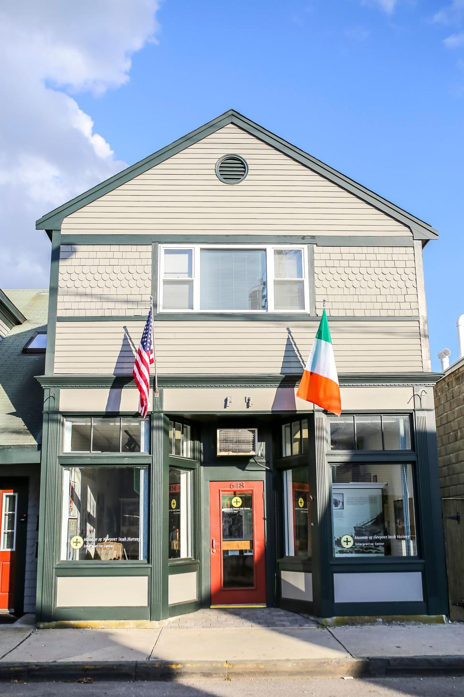 The Museum of Newport Irish History Interpretive Center