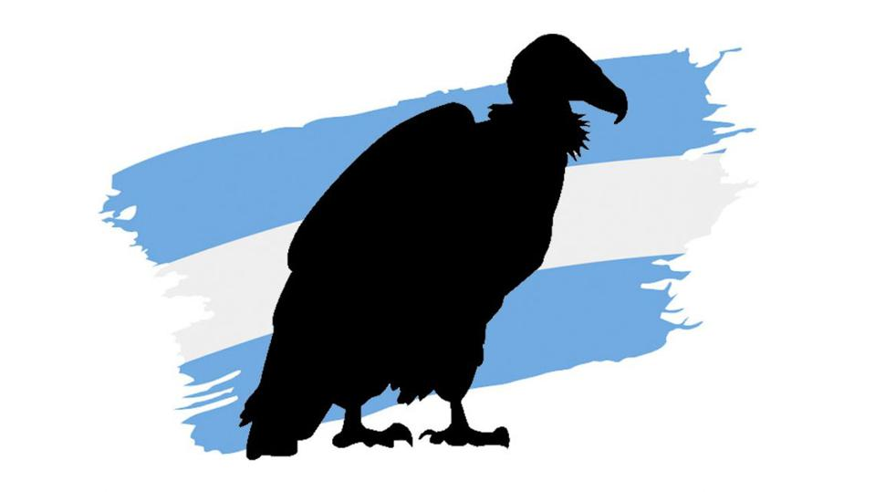 ″Vulture″ funds like Elliott or Aurelius are closely looking at Argentina's debt.