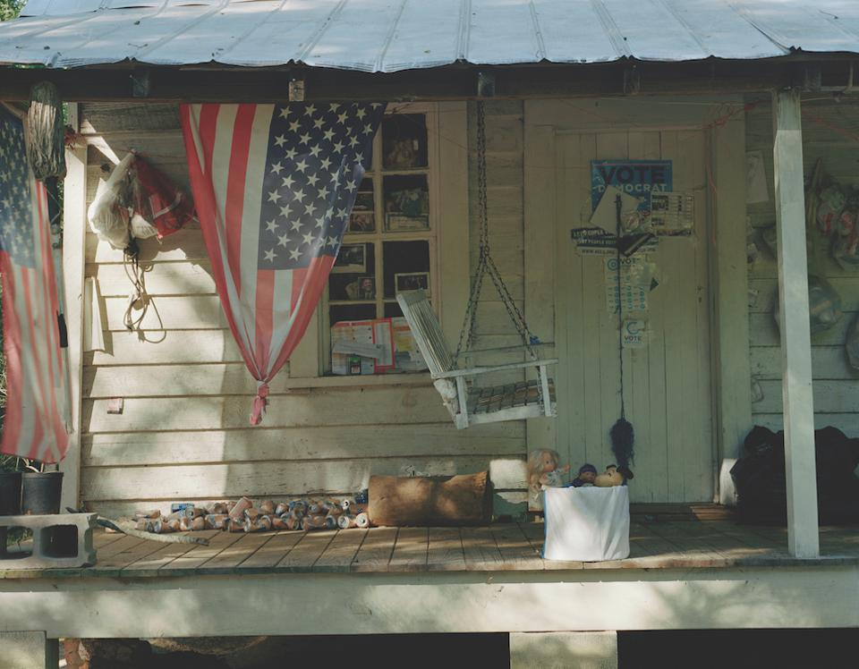 photography of American deep south