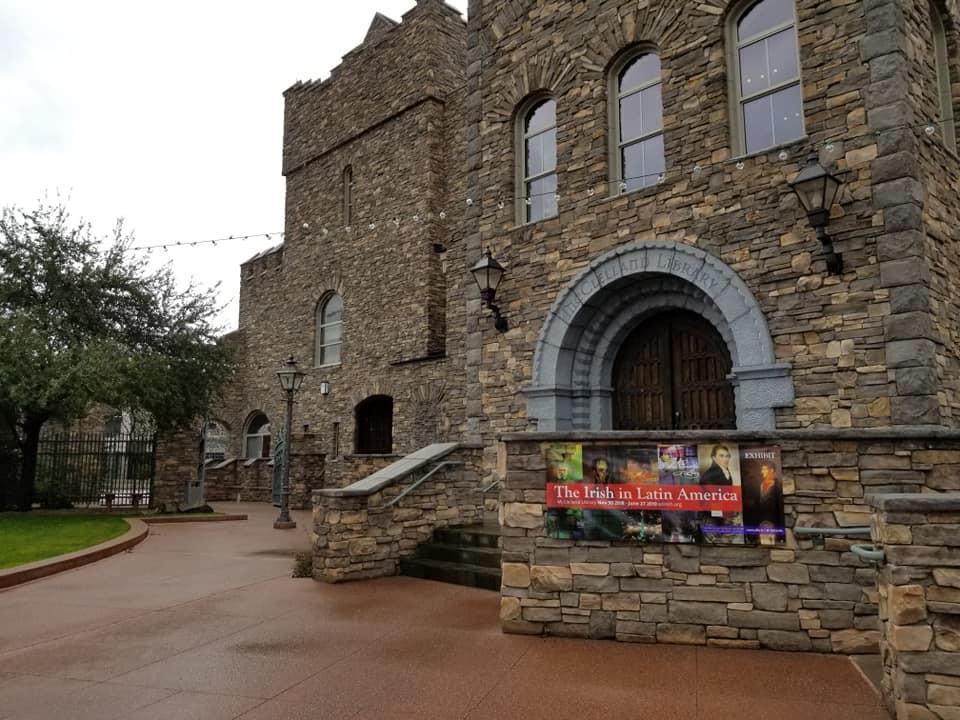 Phoenix Irish Cultural Center and Mcclelland Irish Library