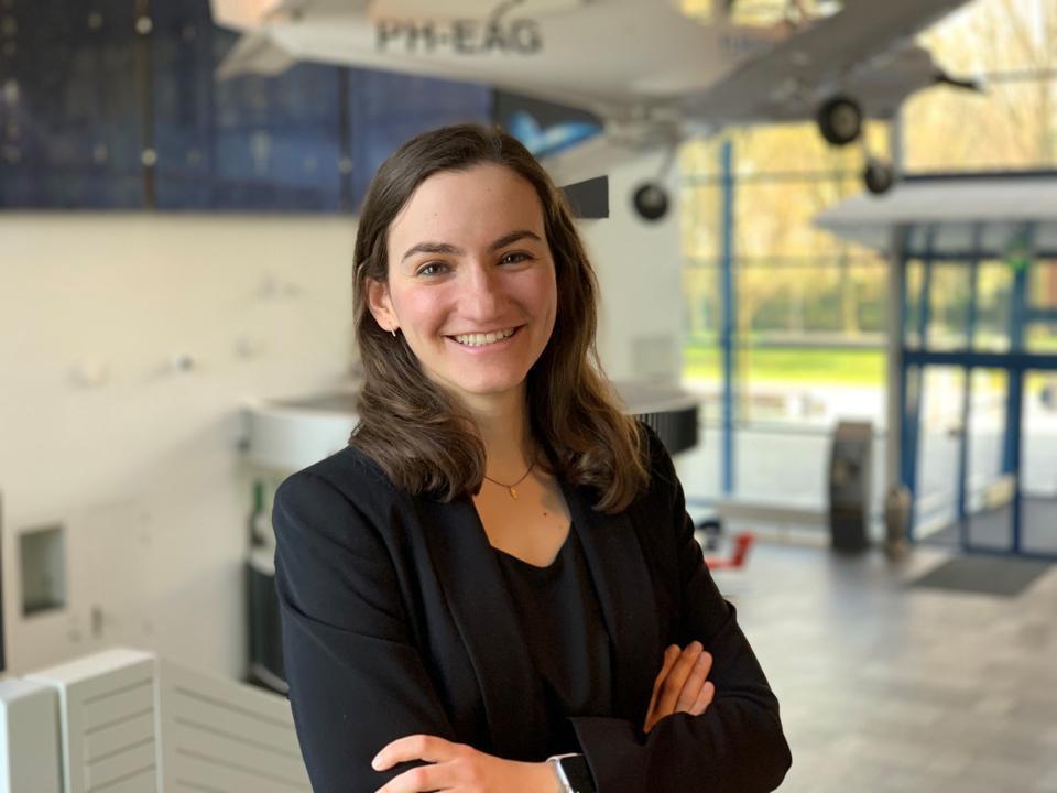 TU Delft Assistant Professor Irene Dedoussi