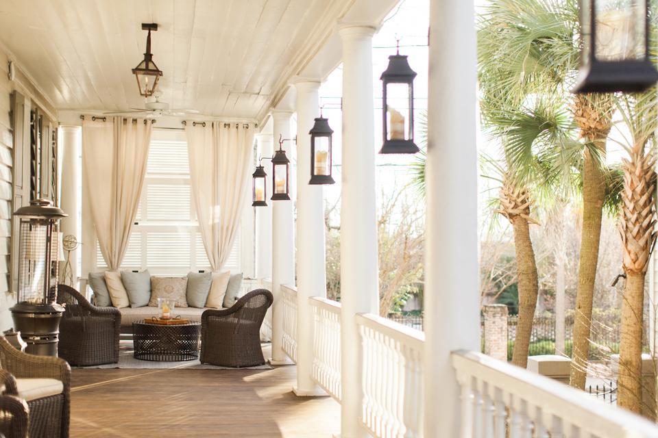 Zero George South Carolina Charleston Romantic Weekend Luxury Hotel Travel