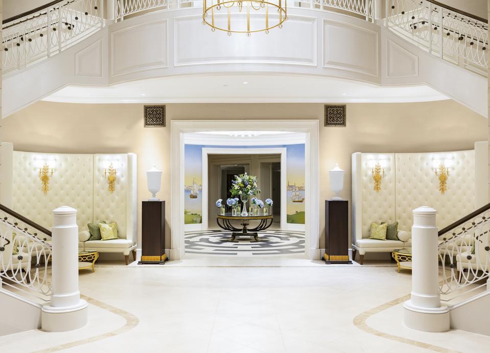 Hotel Bennett Foyer Charleston South Carolina Luxury Travel Hotels