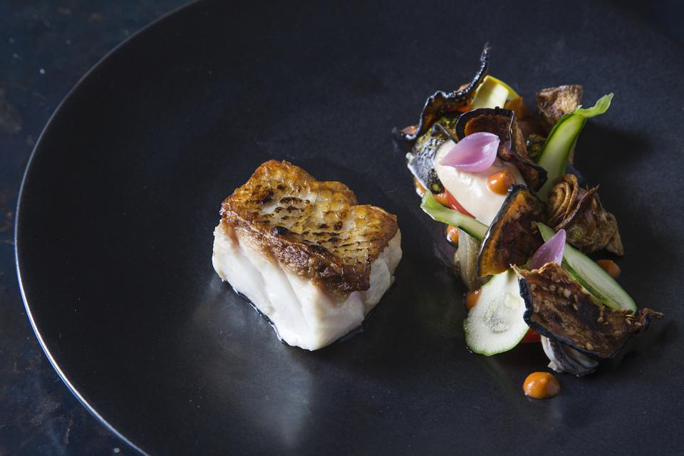 Zero Restaurant Snapper Charleston South Carolina Fine Dining Tasting Menu Luxury Travel