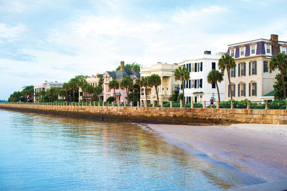 The Battery Charleston South Carolina Romantic Weekend Getaway Luxury Travel