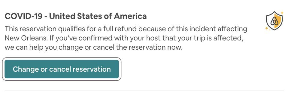 Courtesy Airbnb