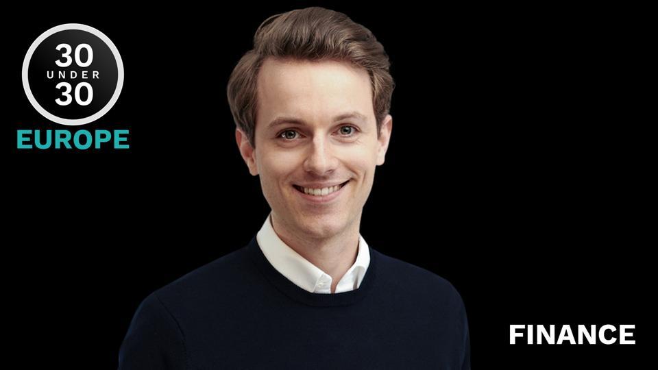 Forbes Under 30 Finance Sebastian Seifert