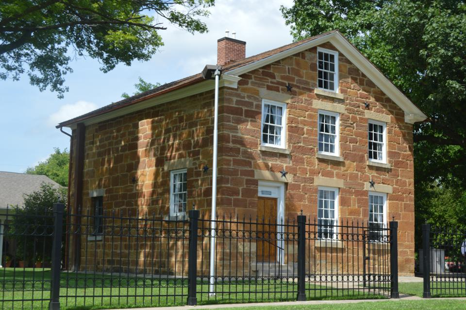 The Carthage Jail is a historic place.