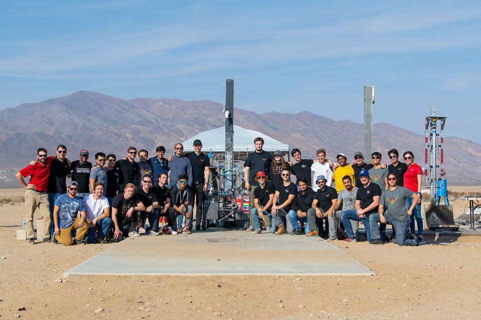 student rocket team