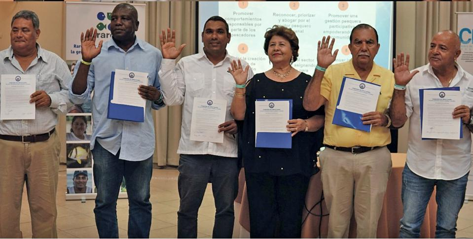 Mayors in Honduras pledge ocean conservation