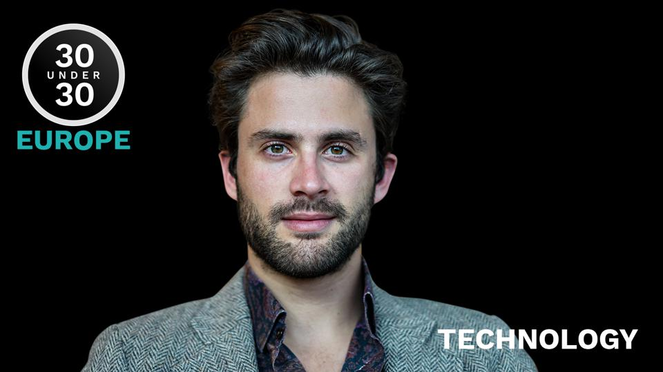 Forbes Under 30 Alexandre Dalyac