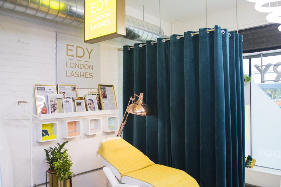 Edy London Lashes at Market Place