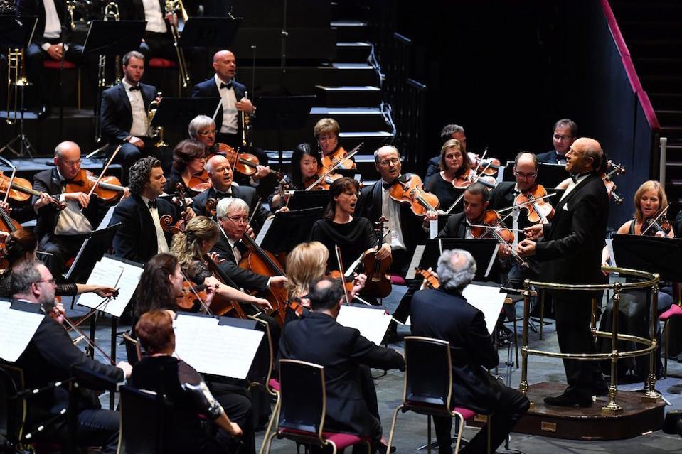 Royal Albert Hall Proms 2018
