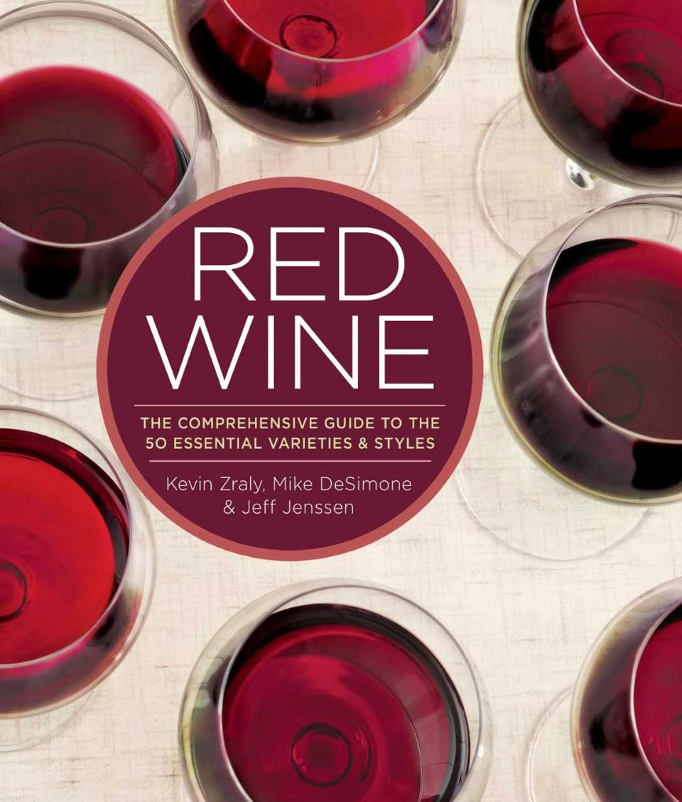 Book Review Red Wine