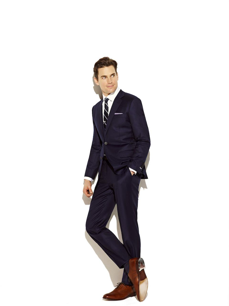 Alton Lane's Bespoke Menswear, With 3D Fitted Technology