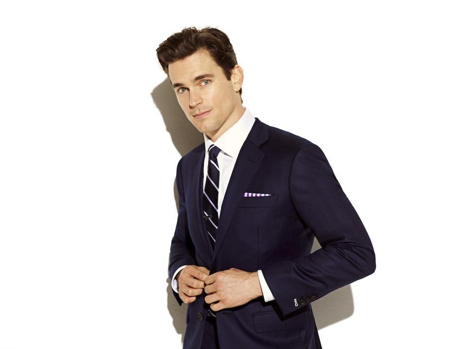 Alton Lane's Classic Suit
